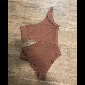 Other - One piece cut out Swimsuit